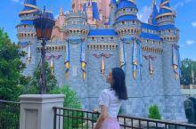 奥兰多旅行 迪士尼第一站