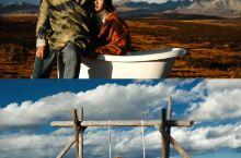 自驾川西,发现一个环抱三大雪山的观景平台