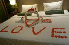 到新红运酒店体验一下浪漫情人节
