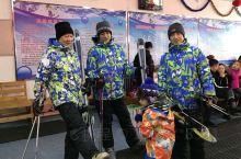 雪乡滑雪场 真的很好玩[ThumbsUp]