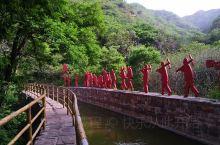 红旗渠—人造天河