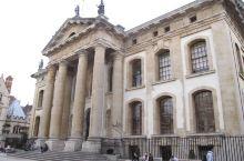 牛津大学博多利图书馆