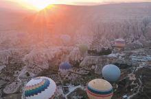 土耳其旅游 土耳其热气球