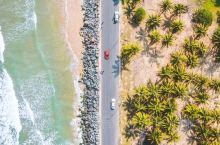 海南万宁|最美自驾椰林海岸🌴🌊公路