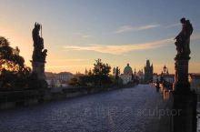 布拉格的老桥