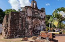 圣地牙哥古城门