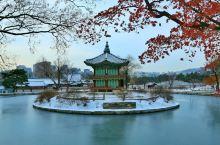 景福宫冬景