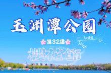 《京城最美网红樱花节~必打卡推荐》