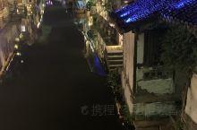 #周庄古镇夜景#