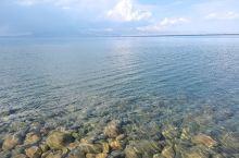 美丽的塞里木湖