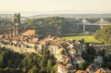 弗里堡 Fribourg