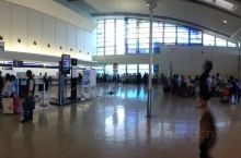 那霸机场,很不一样的地方