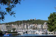 马洛卡岛,西班牙地中海的乐园,度假的天堂。游轮,阳光,沙滩,还有养眼的帅哥美女… 