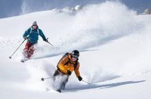 滑雪者心目中白色少女丨霞慕尼滑雪场