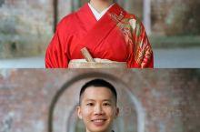 情侣和服 情侣写真 京都樱花和服体验店