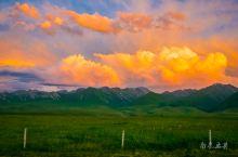 遇见这个草原日落,为什么叫空中草原