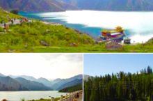 新疆-天山天池