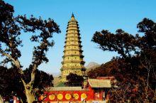 洪洞广胜寺景区坐落于山西省洪洞县,国家AAAA级景区。寺院始建于东汉桓帝建和元年(147年),原名俱