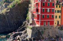 [意大利] 你想和谁一起去五渔村?  #