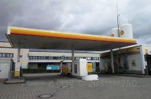 汉堡市内的一个汽车氢气加气站,没生意。