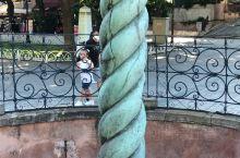 奥斯曼帝国时期的蛇柱