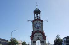 新西兰南岛的小镇