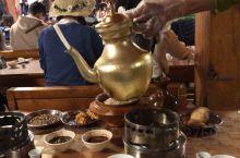 酥油茶真的好喝-旅行后半段