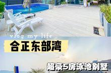 合正东部湾•北欧简约别墅🎀超豪5房🉑