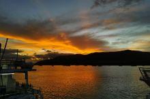 凯恩斯码头的清晨。。。。。很美