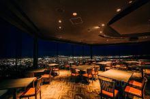 日本新三大夜景 丨藻岩山
