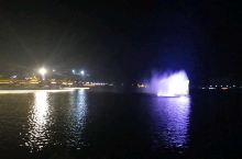 东明湖音乐喷泉