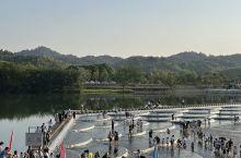 龙虎山上清古镇一日游。玩水,yyds!