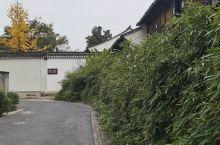 初冬的盐官古镇处处在建设,打造一座21世纪的古镇。
