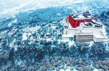 北京周边游||承德小布达拉宫的绝美雪景