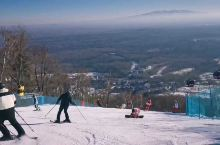 长白山滑雪场等你