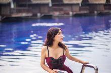 在虹溪谷体验洗浴文化 酒店大堂非常气派,是我喜欢的度假风格。但我最期待的还是温泉,入住后赶紧换上泳衣