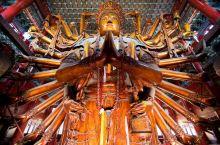 承德旅游|湛蓝天空下的普宁寺