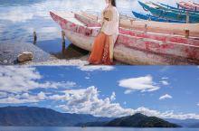云南旅行|最美的天空之镜和宝石湖面
