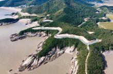 东旦小渔村沿海公路