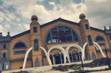 埃塞首都的火车站