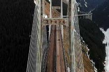 @新疆最贵的大桥,果子沟大桥。