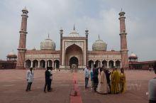 新德里贾玛清真寺