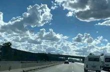 巴西的天气太美了!