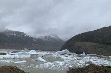 6月、阴雨、来古冰川