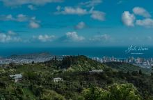 夏威夷旅行|山中方七日 世上已千年