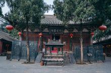 少林寺外景取景地