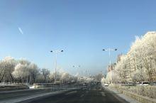 抚顺·辽宁 很美的小城市,雪后拍摄,风景秀美。美食麻辣拌值得尝试呢