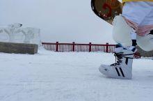 长白山今年最后的雪季