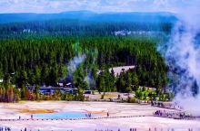 世上最大的温泉