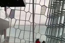 冰岛必去世界上最美现代建筑音乐厅Harpa